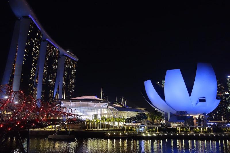 Singapur @ Night