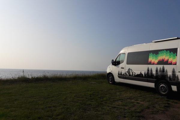 Aussicht an der Ostsee (Gremersdorf)