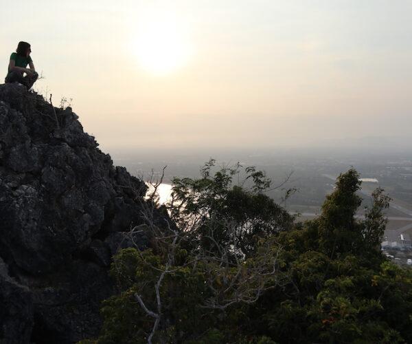 Aussichtspunkt Prachuap Khiri Khan - Khao lom muak