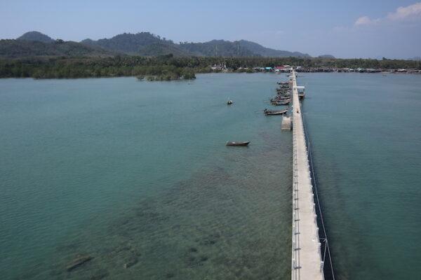 Koh Libong Dugong Steg
