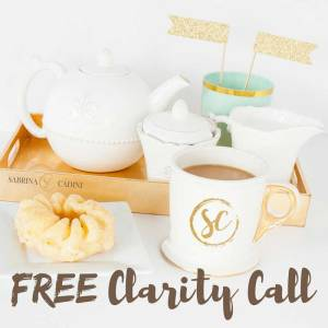 sabrina cadini business coach for wedding entrepreneurs elevate your brand be more profitable schedule free clarity call