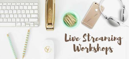 sabrina cadini business coach for wedding entrepreneurs elevate your brand be more profitable live streaming workshops periscope facebook live video broadcast
