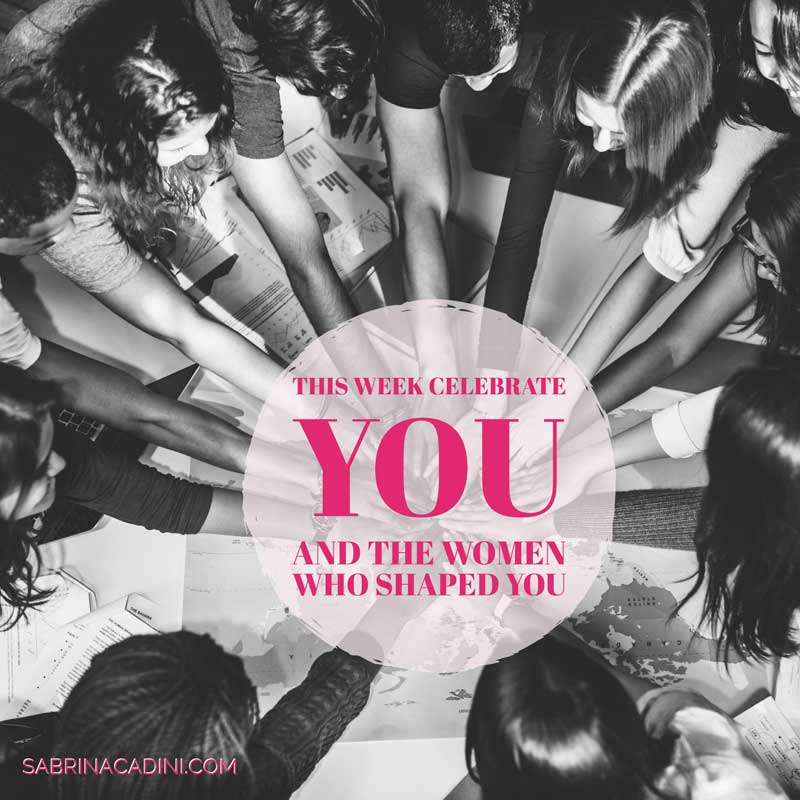 international women's day is march 8 - celebrate you and the women who shaped your life