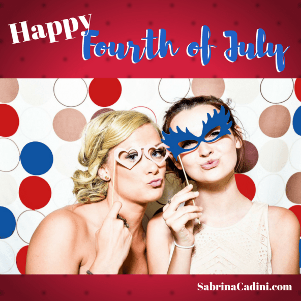 sabrina cadini fourth of july independence day