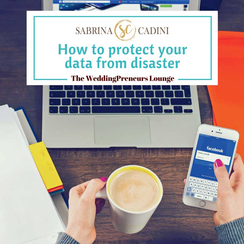 sabrina cadini weddingpreneurs lounge protect your date from disaster wedding business coach