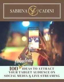 sabrina cadini social media posts ideas weddingpreneurs entrepreneurs business coach productivity facebook twitter pinterest instagram snapchat blog