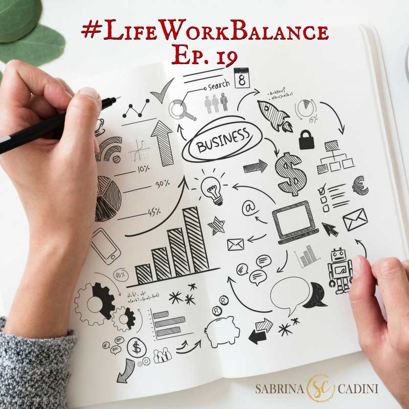 sabrina cadini life-work balance productivity time management golden hour business coach creative entrepreneurs