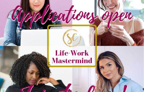 sabrina cafini life-work mastermind holistic life coach stress management time optimization productivity mastermind group professionals mompreneurs female entrepreneurs