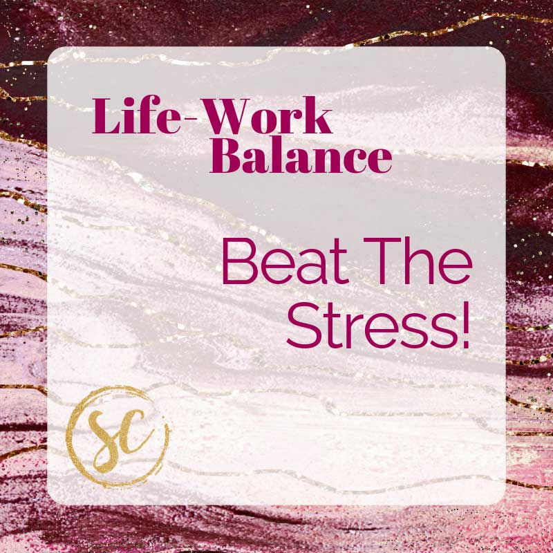 sabrina cadini shop beat the stress management life-work balance coaching program