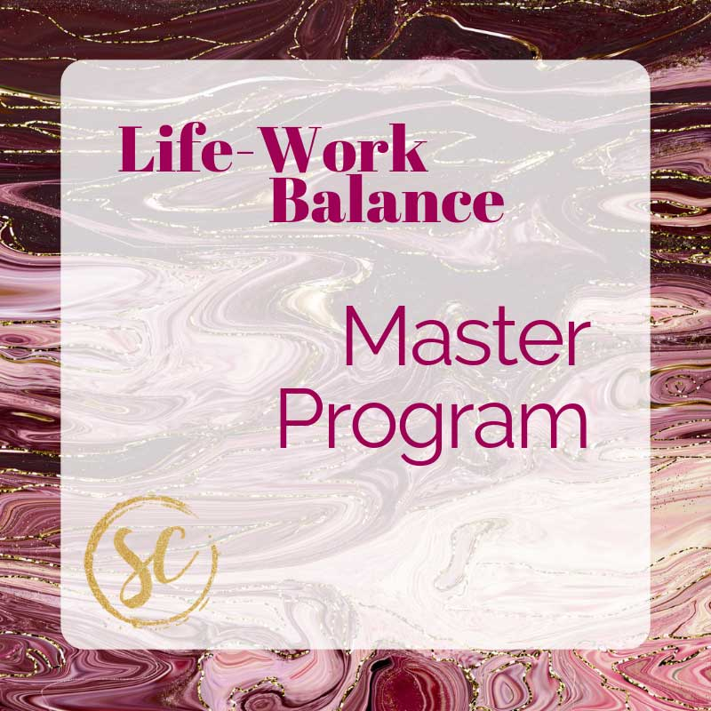 sabrina cadini life work balance coaching program master productivity
