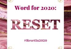 sabrina cadini word of the year 2020 reset holistic life coach brain fitness life-work balance