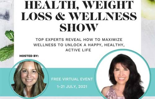 sabrina cadini life-work balance holistic coach guest speaker health weight loss wellness show summit