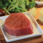 Raw Ahi Tuna