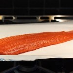 Fresh BC Sockeye Salmon