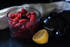 Raspberry Lemon Sugar
