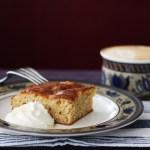 Apple Brown Sugar Cake