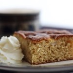 Easy Apple Brown Sugar Snack Cake