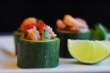 Appetizer Shrimp Cocktail