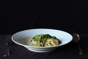 Easy Sorrel Pesto From West Coast Kitchen Garden
