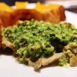 Creamy Cheesy Vegetarian Wild Mushroom Side Dish
