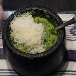 Grated Parmesan Cheese Makes Pesto Deliciously Creamy