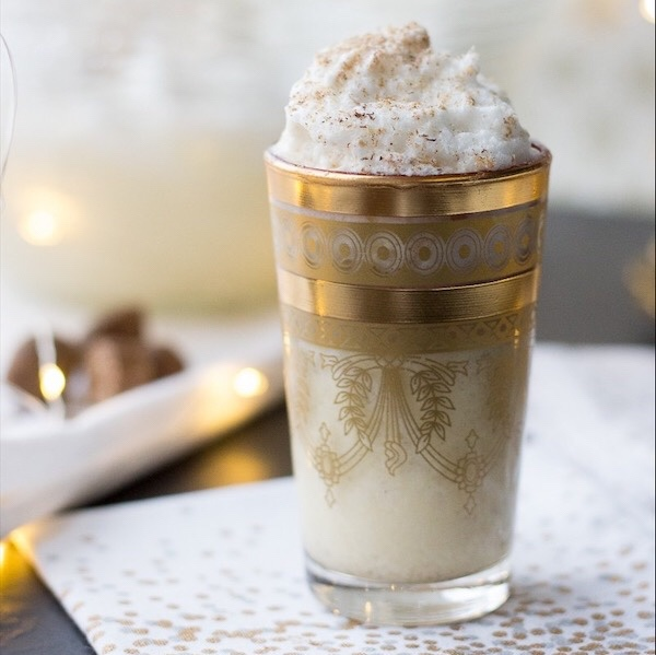 Hazelnut Eggnog Recipe
