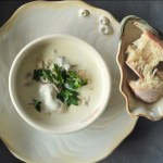 Traditional Oyster Stew