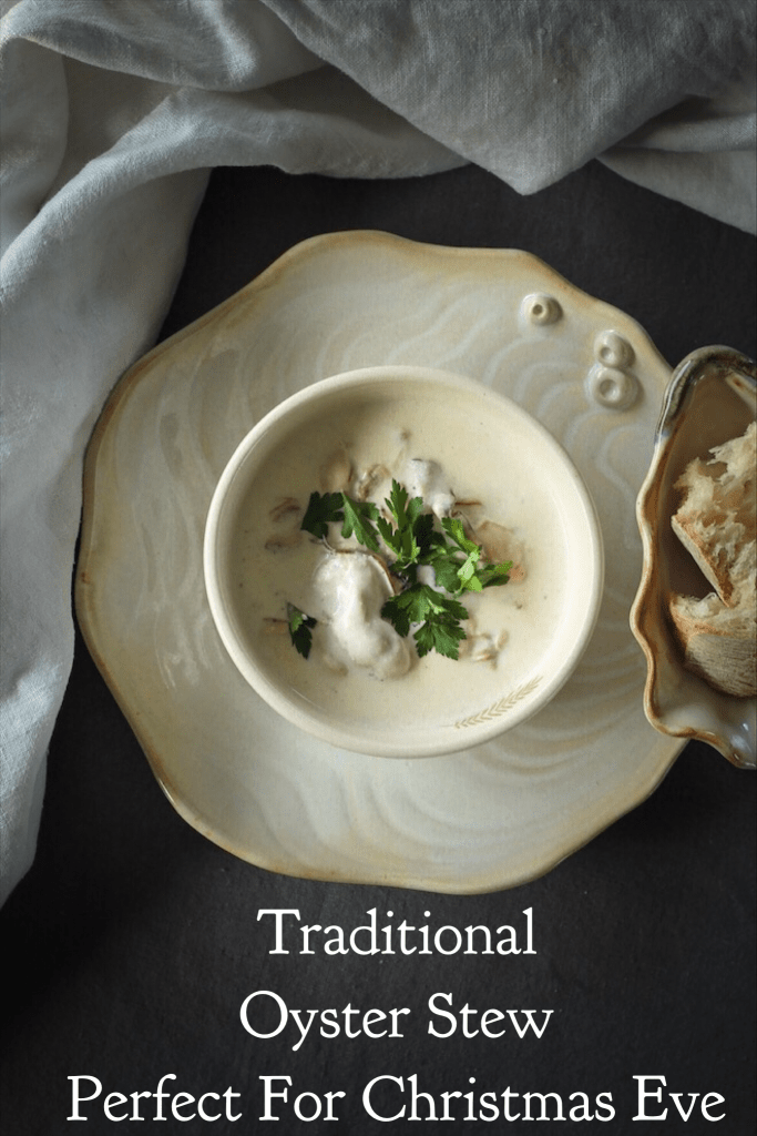 Christmas Eve Oyster Stew Is Easy And Luxurious