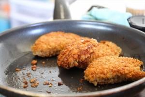 Crispy Pan Fried Oysters