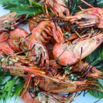Fresh West Coast Peel And Eat Spot Prawns (Shrimp)
