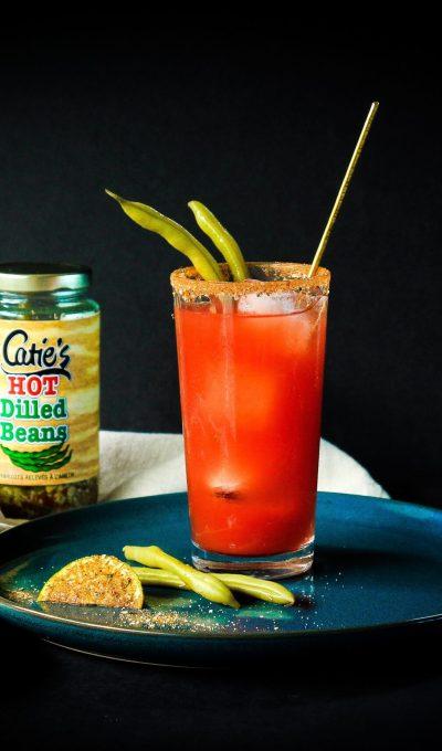 Classic Canadian Caesar Cocktail
