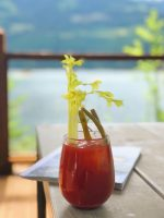 A Caesar can be a cocktail and an appetizer in one