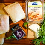 Sardo Artichokes Make the Best Grilled Cheese Panini