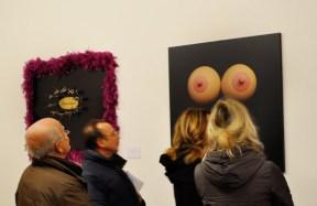 """Sabrina D'Alessandro, """"Dei vizi e dei ticchi"""", Galleria Zanuso, Milano 2013"""
