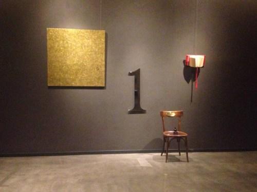 "Sabrina D'Alessandro, ""Mutilayers"", Nhow, Milano 2014"
