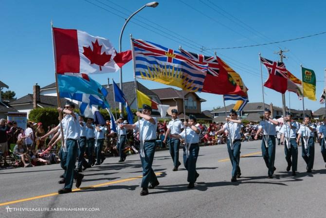 Canada Day Steveston July 2017