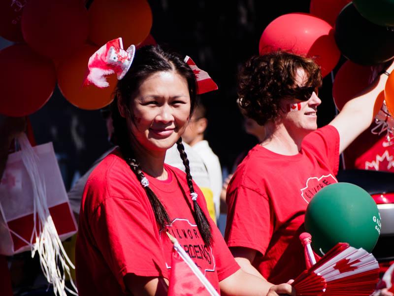 Canada Day Steveston July 2015