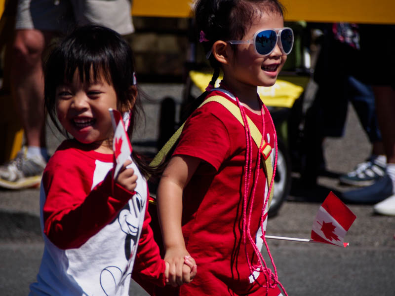 Canada Day Steveston July 2015