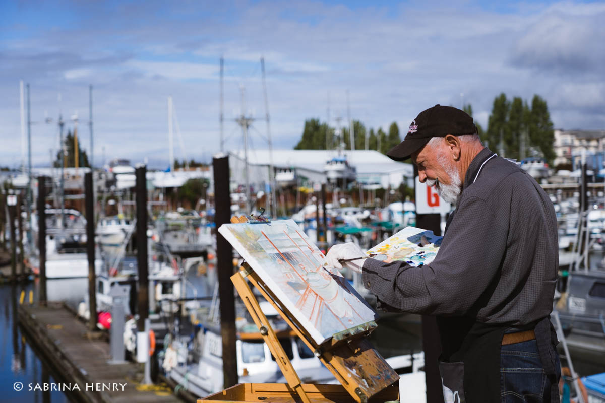 en plein air steveston richmond 2018