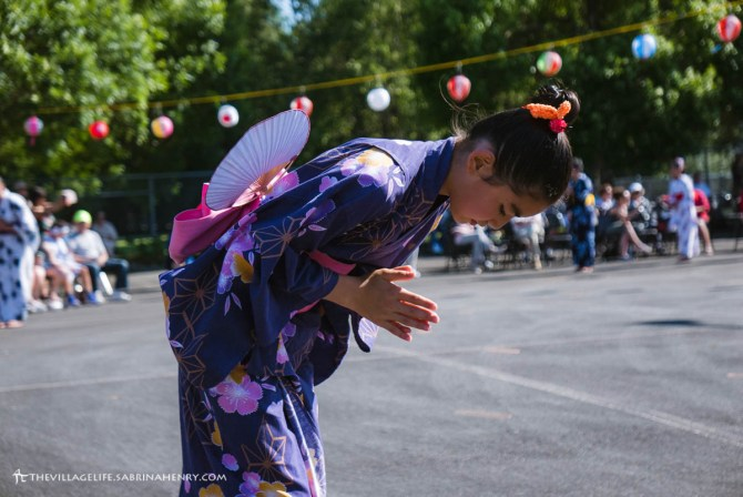 bon odori steveston richmond 2018