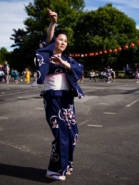 bon odori steveston richmond 2014