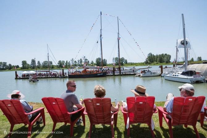 ships to shore steveston richmond