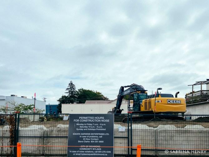 Sakata Garden Enterprises Steveston redevelopment of Kay Sakata's house 2020