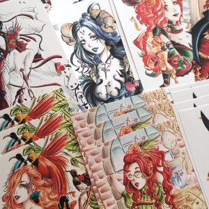 A4 Deluxe Prints