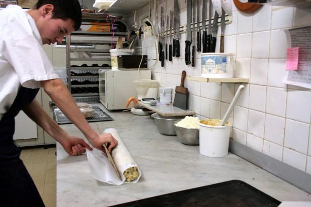 carrière pâtissier