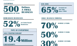 interested facts about small business free download infographic