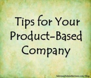 product based company