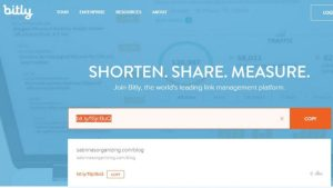 What is bitly