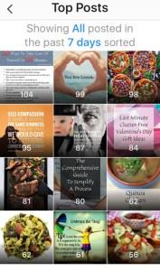 top posts instagram