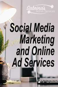 Sabrina's Admin Services Social Media Marketing and Online Ad Services